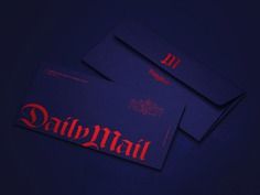 Daily Mail rebranding concept - Mindsparkle Mag I made an experiment and took one of the most well known tabloid of the world and reimagined it in a more sophisticated and clean way. Taking it back to their origins when they were a serious conservative newspaper. #logo #photography #identity #branding #design #color #photography #graphic #design #gallery #blog #project #mindsparkle #mag #beautiful #portfolio #designer