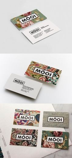 möoi on Behance #logo #floral