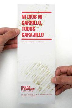 La Fonda grà fica #trifold #dirty #brochure