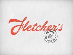 Fletchers by Oat #identity #design #graphic #branding