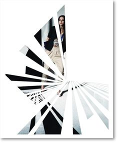 Brittique poster designs on the Behance Network #fashion #tom #walsh #brittique