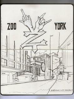 Moleskine/ZooYork®
