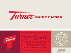 Turner dairy farms