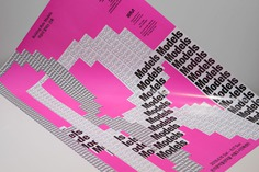 """Building Role Models - Mindsparkle Mag CFC developed the brand identity of BRM, a group of young female architects, and worked on the visual identity of BRM's Conference, """"Building Role Models: Architecture as Women Speak."""" #logo #packaging #identity #branding #design #color #photography #graphic #design #gallery #blog #project #mindsparkle #mag #beautiful #portfolio #designer"""