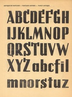 All sizes | 100 alphapub p10 | Flickr - Photo Sharing! #type #specimen