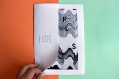 Laura Knoops - Graphic design #zine #diploma #school #print #editorial