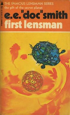 """E.E. """"Doc"""" Smith's Lensman series (Pyramid) 3"""