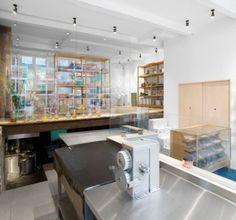 Papabubble NL by Yusuke Seki #interior #design #minimal