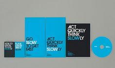 slow | Flickr - Photo Sharing! #logo #stationery