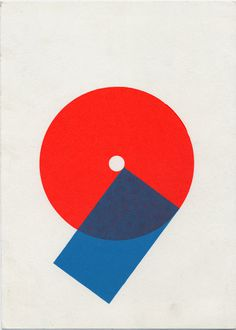 Karel Martens Untitled, 2008 letterpress on paper 6 × 8 ¼ in. (150 × 210 mm) #illustration #letterpress #art