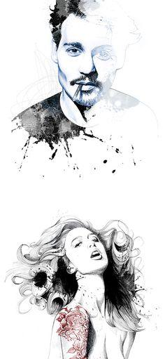 Illustrations by David Despau