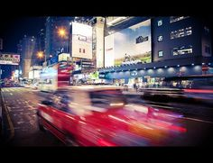 Hong Kong Cityscapes by Jens Fersterra
