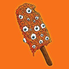 FFFFOUND! | eyecicle | Flickr - Photo Sharing! #eye #illustration #pop