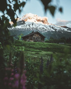 Absolutely Stunning Landscapes of Chamonix Mountains by Morgan Bodet