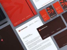 Sudamericana on Behance #branding #design #graphic #brand #stationery #logo