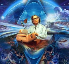 Imaginary Foundation Sci-Fi Art Print - Art - Store #asimov #print #fi #sci #isaac #imaginary #art #foundation