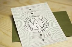 Lovely Stationery   Curating the very best of stationery design #wedding #stationery
