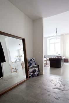 Turn of the century meets concrete and steel emmas designblogg #interior #design #decor #deco #decoration