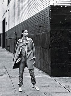 Aymeline Valade by Emma Summerton for W Magazine #fashion #model #photography #girl