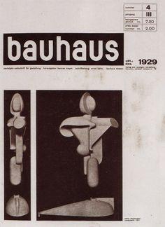 ★Baubauhaus. #print #graphic design #bauhaus