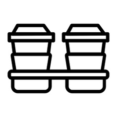 See more icon inspiration related to coffee, take away, Paper cup, coffee cup, food and restaurant, coffee shop, hot drink and food on Flaticon.
