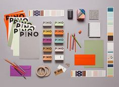 Pino : Lovely Stationery . Curating the very best of stationery design #pino #bond #stationary