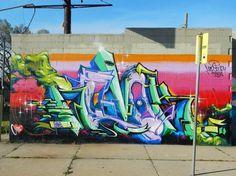 TheSeventhLetter.com | Loyalty and Royalty #graffiti #lettering #msk #art