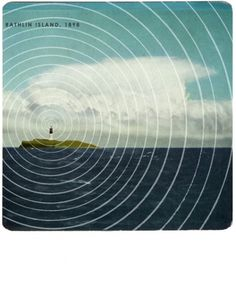 Oliver Jeffers - Illustration #oliver #circular #jeffers #waves