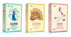 design work life » cataloging inspiration daily #packaging #illustration