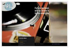 Michael Freimuth #interactive #web #design