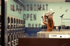 All sizes | Untitled | Flickr - Photo Sharing! #photo #laundry #photography #laundromat #billhaus