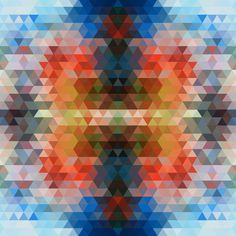 Pattern Collage - the portfolio of sallie harrison #pattern #geometric #colors #pantone #wallpaper #patterns