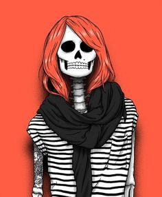 Bones brigade on the Behance Network #fashion #skull #hell #bones