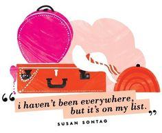 Sara Lindholm #pink #susan #sontag