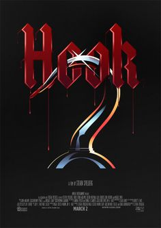 HOOK by Julian Burford #julian #movie #hook #burford #poster