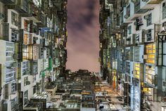 2014 National Geographic Traveler Photo Contest, Part II - In Focus - The Atlantic #urban #heavens #sky #city #accommodation #homes #photography #architecture #contest #buildings