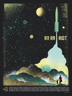 GigPosters.com Ra Ra Riot #poster
