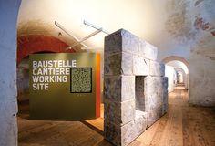 Die Festung, Franzensfeste (I) #die festung #franzensfeste #i #gruppe #gut #gestaltung #design