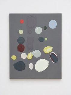 art, paint, helmut dorner, dots