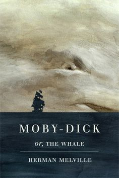 Moby Dick #cover #illustration #book