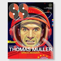 cover Issue 07 thomas muller new issue