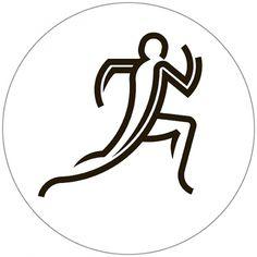 Creative Review - Glasgow 2014 pictograms #glasgow #illustration #tangent #pictograms