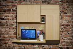PODPAD | Image #in #desk #home #built