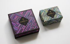 Astrobrights Packaging #chocolate #package