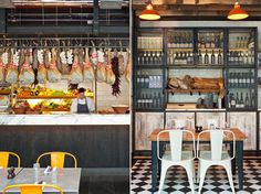 Jamie-s-Italian-in-Westfield, Stratford-City-Blacksheep-Jamie-Oliver-photo-Gareth-Gardner-Yatzer-9 #interior #design #restaurant