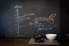 fvf chalkboard #interior design #decoration #decor #deco