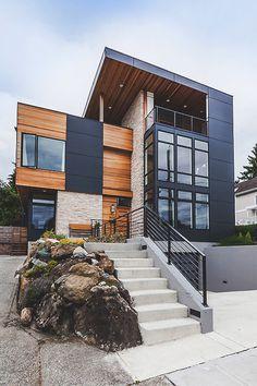 Corliss Residence