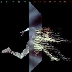 #retrofuturistic #cd #albumcover #music #enter #cybotron #graphic #1980s