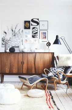 my scandinavian home #sideboard #house