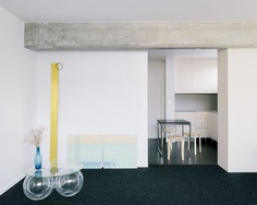 Renovation of 60s Apartment by Collet & Muller